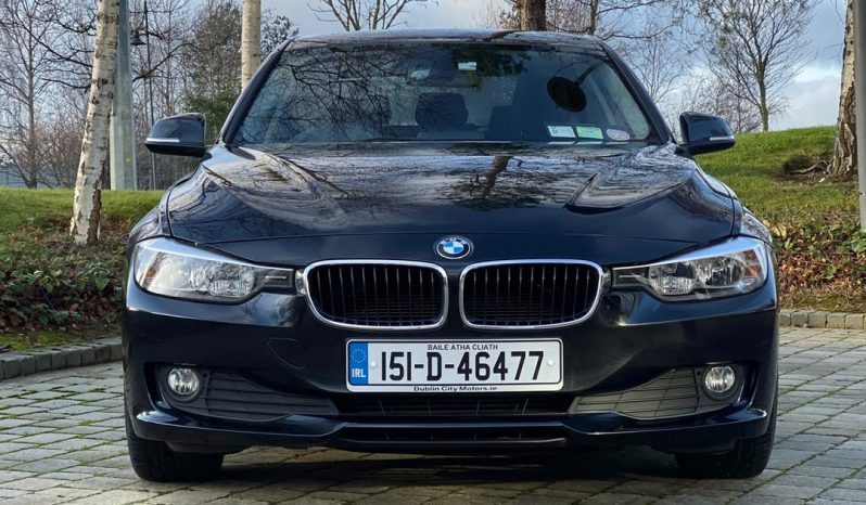 2015 BMW 320D F30 EFFICIENCY DYNAMIQUE BUSINESS full