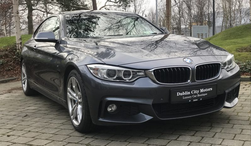 2014 BMW 420D COUPE M SPORT full
