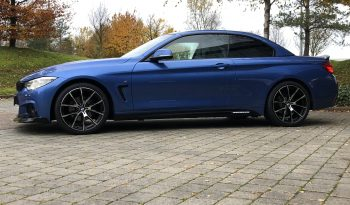 BMW 420d M Sport Convertible full