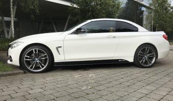 BMW 4-Series 435d XDRIVE LUXURY CONVERTIBLE full