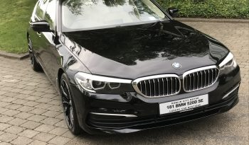 BMW 5-Series G30 520D SE full