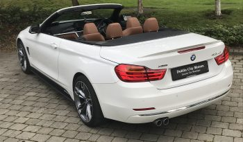 BMW 4-Series 435d XDRIVE LUXURY CONVERTIBLE full