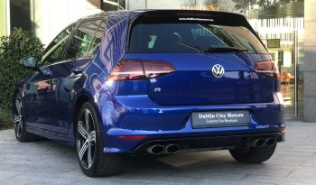 2015 Volkswagen Golf  R 2.0 TSI 300 BlueMotion Tech DSG 4MOTION full