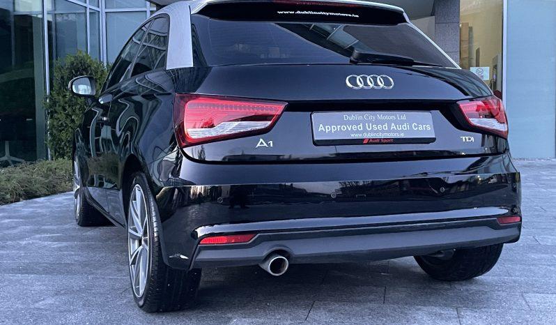 2017 Audi A1 Sport 1.6 TDI  S-TRONIC full