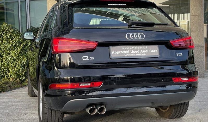2016 Audi Q3 2.0 TDI SE full