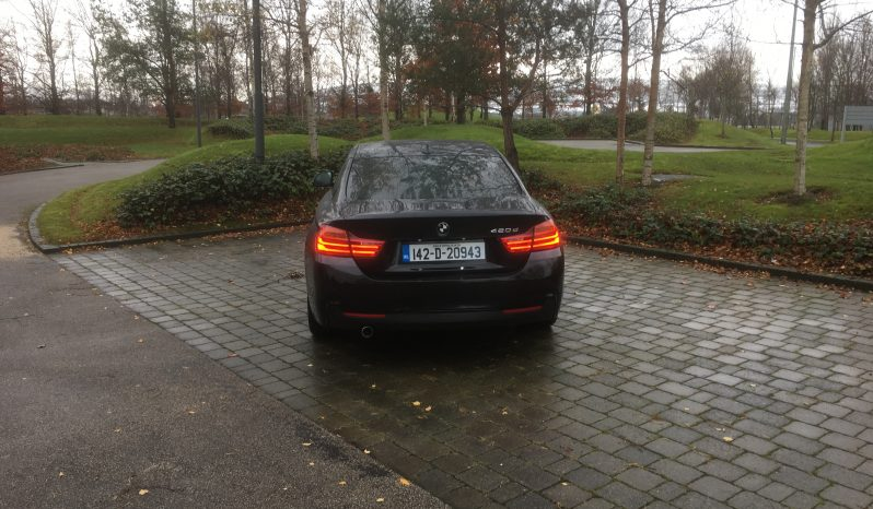 BMW 420d COUPE M SPORT full